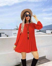 Šaty - kód 1430 - červená