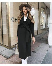 Kabát - kód 4941 - černá