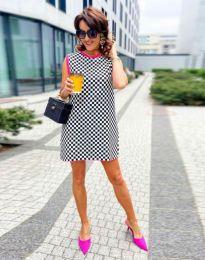 Šaty - kód 2639 - vícebarevné