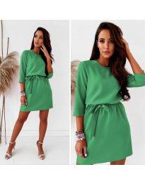 Šaty - kód 778 - zelená