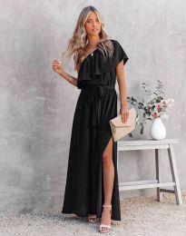 Šaty - kód 33511 - 2 - černá