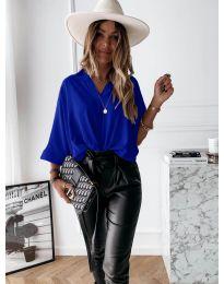 Košile - kód 5081 - tmavě modrá