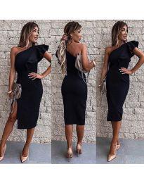 Šaty - kód 745 - černá