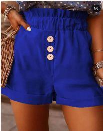 Krátké kalhoty - kód 9383 - tmavě modrá