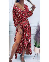 Šaty - kód 5454 - 8 - vícebarevné