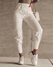 Kalhoty - kód 2252 - bílá