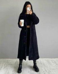 Kabát - kód 0465 - 1 - černá