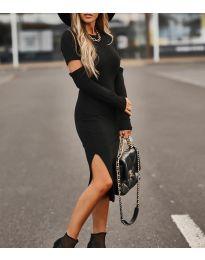 Šaty - kód 2356 - 1 - černá
