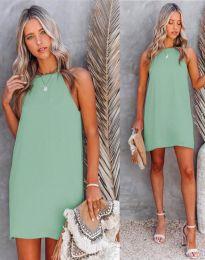 Šaty - kód 2169 - zelená