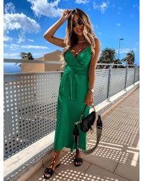 Šaty - kód 547 - zelená