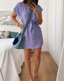 Šaty - kód 2258 - fialová