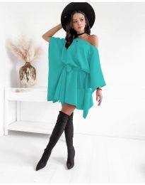 Šaty - kód 2315 - mentolová