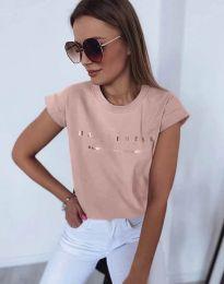 Tričko - kód 1560 - růžová