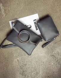 kabelka - kód B292 - tmavě šedá