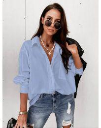 Košile - kód 8304 - modrý