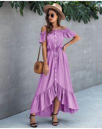 Šaty - kód 564 - fialová