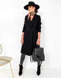 Kabát - kód 1695 - černá