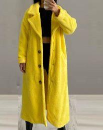 Kabát - kód 0465 - 5 - žlutá