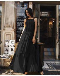 Šaty - kód 1105 - černá