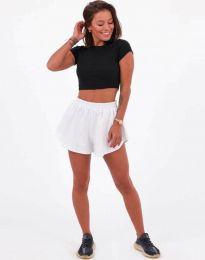 Krátké kalhoty - kód 11979 - bíla