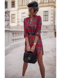 Šaty - kód 0365 - vícebarevné