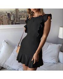 Šaty - kód 548 - černá