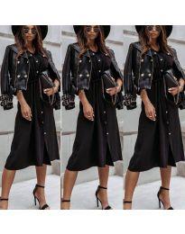 Šaty - kód 1510 - černá