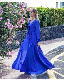Šaty - kód 8477 - tmavě modrá