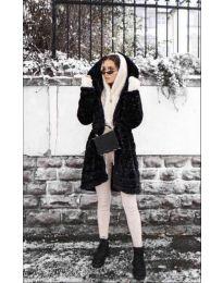 Kabát - kód 279 - černá
