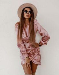 Šaty - kód 0659 - růžova