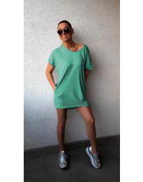 Šaty - kód 3080 - světle zelená