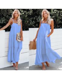 Šaty - kód 551 - modrý