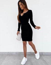 Šaty - kód 11664 - černá