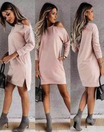 Šaty - kód 8858 - růžová