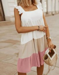 Šaty - kód 2810 - barevné