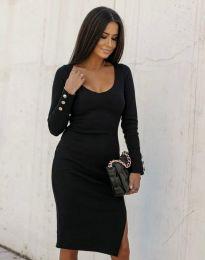 Šaty - kód 12106 - černá