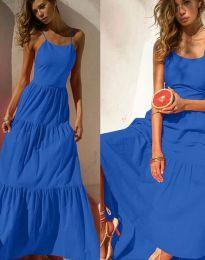 Šaty - kód 2991 - tmavě modrá