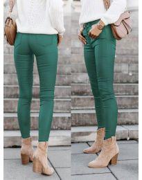 Kalhoty - kód 5052 - tyrkysový