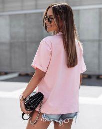 Tričko - kód 11953 - růžova