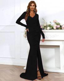 Šaty - kód 0574 - 1 - černá