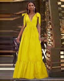Šaty - kód 2743 - žlutá