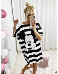 Šaty - kód 517 - černá