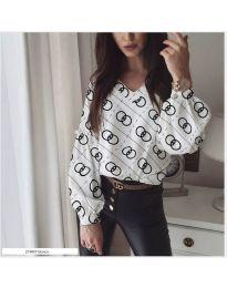 Košile - kód 794 - 1 - bíla