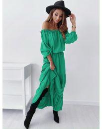 Šaty - kód 1317 - mentolová