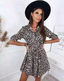 Šaty - kód 6910 - vícebarevné