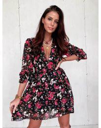 Šaty - kód 3161 - 1 - vícebarevné