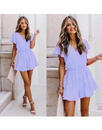 Šaty - kód 674 - fialová
