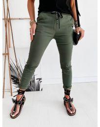 Kalhoty - kód 2020 - olivová  zelená