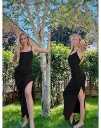 Šaty - kód 7858 - černá