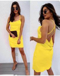Šaty - kód 672 - žlutá
